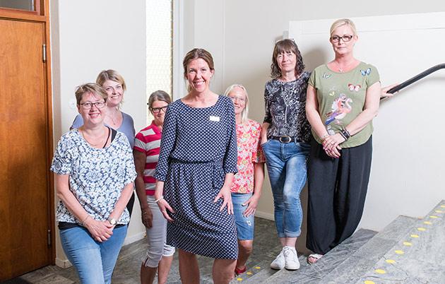 Wellness at Work med Svenljunga och Tranemo kommuner